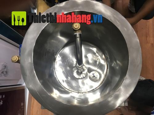 nồi nấu cháo đa năng bằng inox 304 của Thietbinhahang.vn